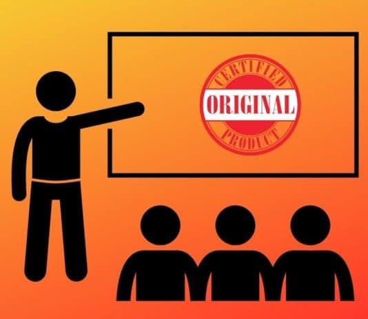 Présentation PowerPoint originale