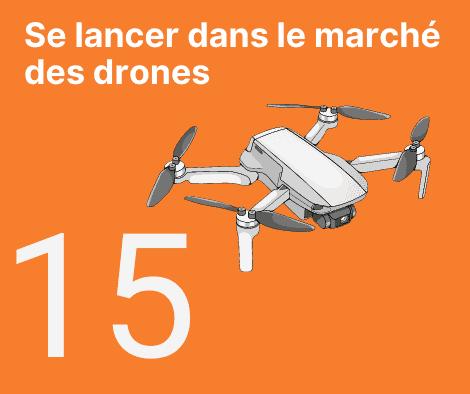 Idée de business drone