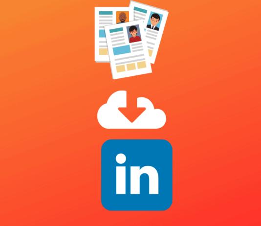 Ajouter son CV sur LinkedIn