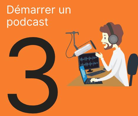 Démarrer un podcast