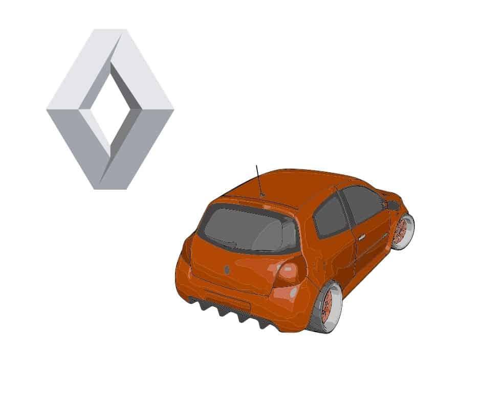 5 forces de porter exemple Renault